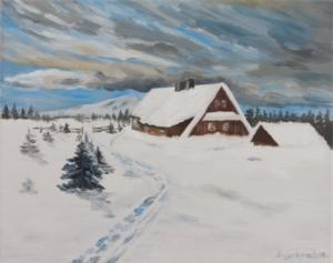 Gorce w zimie