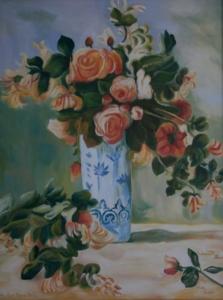 Roża i jaśmin
