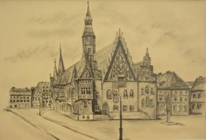 Wrocław - Ratusz.
