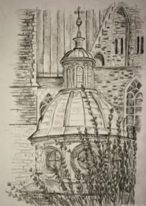 Wawel, Katedra - Kaplica Zygmuntowska